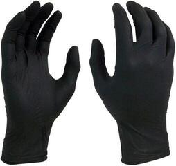 Lindemann Nitrile Gloves Black (100 pcs)