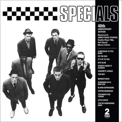 The Specials Specials [40Th Anniversary Half-Speed Master Edition] (Vinyl LP)