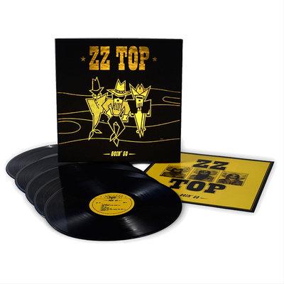 ZZ Top Goin' 50 (5 LP)