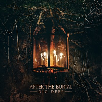 After the Burial Dig Deep (Cloudy Lp)