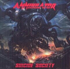 Annihilator Suicide Society (Vinyl LP)