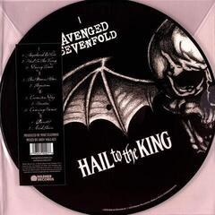 Avenged Sevenfold Hail To The King (Picture Vinyl)