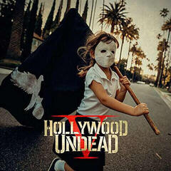 Hollywood Undead Hollywood Undead LP Five