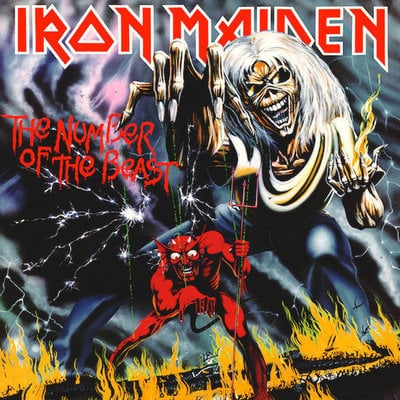 Iron Maiden The Number Of The Beast - Limited