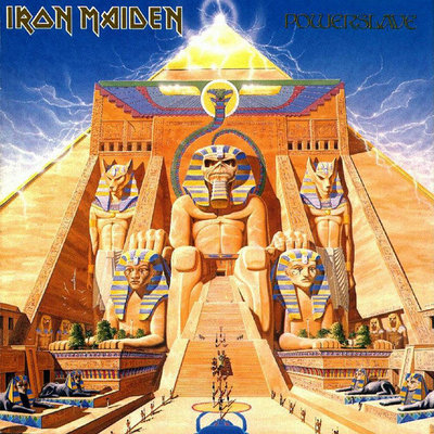 Iron Maiden Powerslave (Limited)