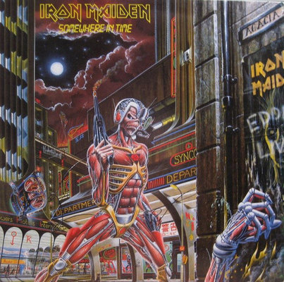 Iron Maiden Somewhere In Time (Limited)