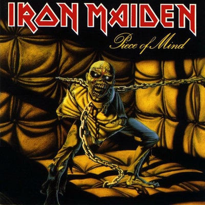 Iron Maiden Piece Of Mind (Limited)