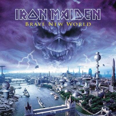 Iron Maiden Brave New World