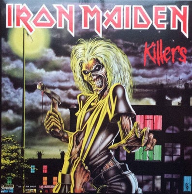 Iron Maiden Killers (Limited)