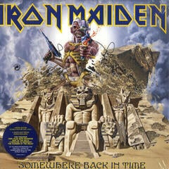 Iron Maiden Somewhere Back In Time: The Best Of 1980