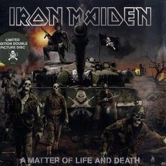 Iron Maiden A Matter Of Life & Death (Vinyl LP)