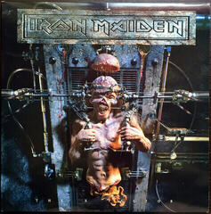 Iron Maiden The X Factor (Vinyl LP)