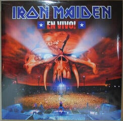 Iron Maiden En Vivo (3 LP)
