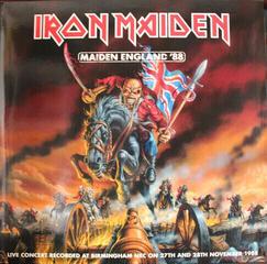 Iron Maiden Maiden England (Vinyl LP)