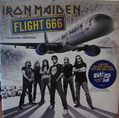 Iron Maiden Flight 666 (Vinyl LP)