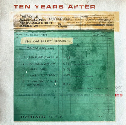 Ten Years After Rsd - The Cap Ferrat Sessions