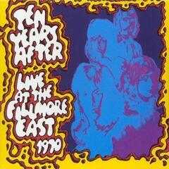 Ten Years After Live At The Fillmore East (3 LP)