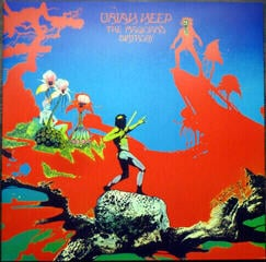Uriah Heep The Magician'S Birthday