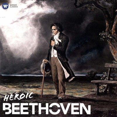Various Artists Heroic Beethoven [Best Of] (2Lp)
