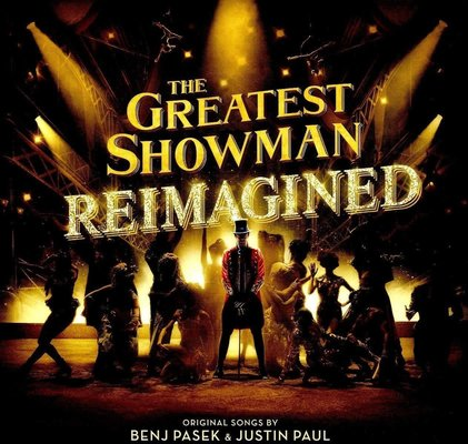 Various Artists The Greatest Showman: Reimagined
