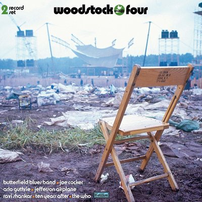 Various Artists Woodstock Iv (Summer Of 69 Campaign)