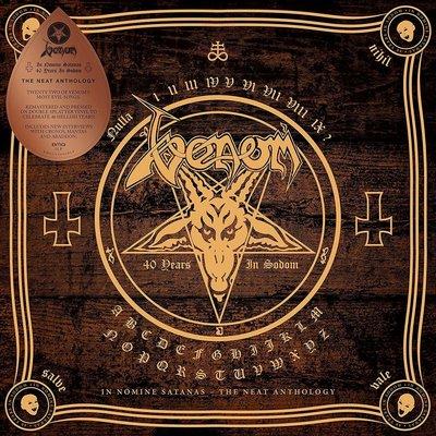 Venom (Band) In Nomine Satanas