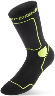 Rollerblade Skate Socks Black/Green S