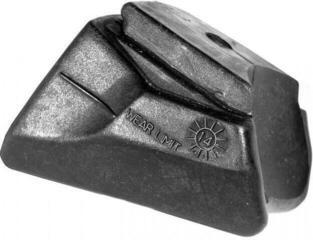 Rollerblade Brake Pad Standard Black