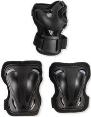 Rollerblade Skate Gear 3 Pack Black