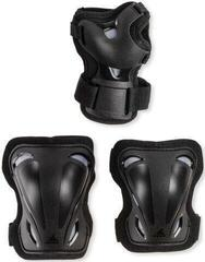 Rollerblade Skate Gear Junior 3 Pack Black