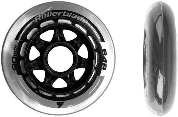 Rollerblade Wheels 90/84A 8 pcs