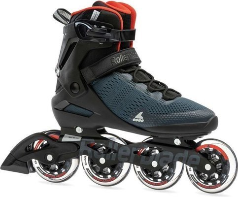 Rollerblade Spark 90 Orion Blue/Spicy Orange 275