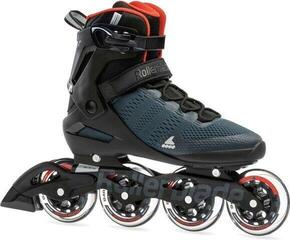 Rollerblade Spark 90 Orion Blue/Spicy Orange