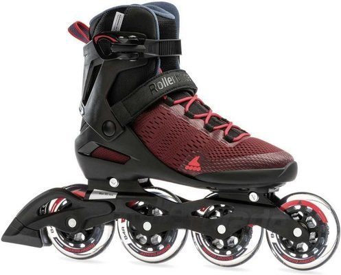 Rollerblade Spark 90 W Burgundy/Night Shadow Blue 260