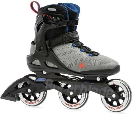 Rollerblade Sirio 100 3WD Cool Grey/Surf Blue 275