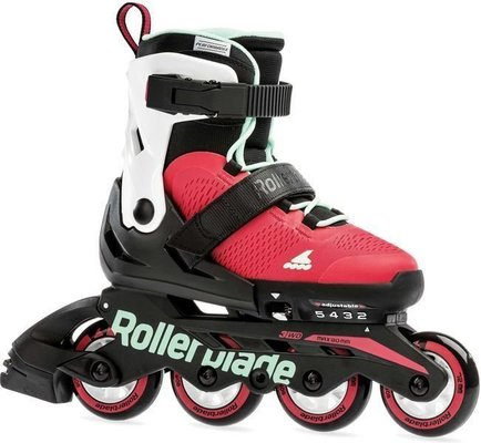 Rollerblade Arrow G Raspberry/Neomint 210