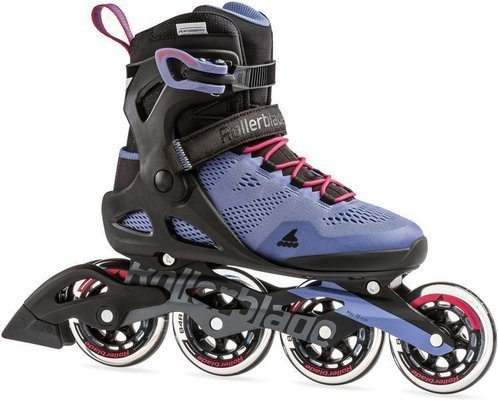 Rollerblade Macroblade 90 W Smoky Purple/Hot Pink 265