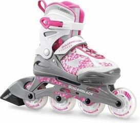 Rollerblade Thunder G Silver/Pink