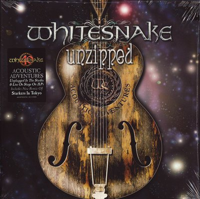 Whitesnake Unzipped