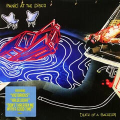 Panic! At The Disco Death Of The Bachelor (Vinyl LP)