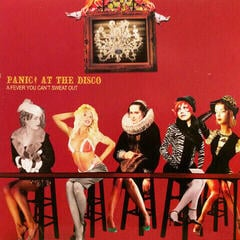 Panic! At The Disco A Fever You Can'T Sweat Out (Vinyl LP)