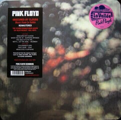 Pink Floyd Obscured By Clouds (2011 Remastered)