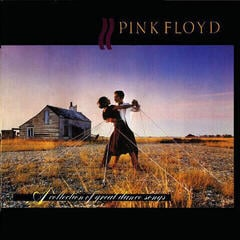 Pink Floyd A Collection Of Great Dance Songs (Vinyl LP)