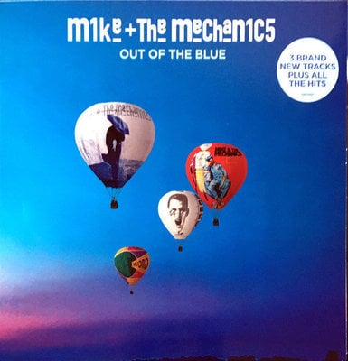 Mike and the Mechanics Out Of The Blue (Deluxe)