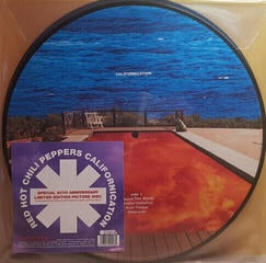 Red Hot Chili Peppers Californication (Picture Vinyl)