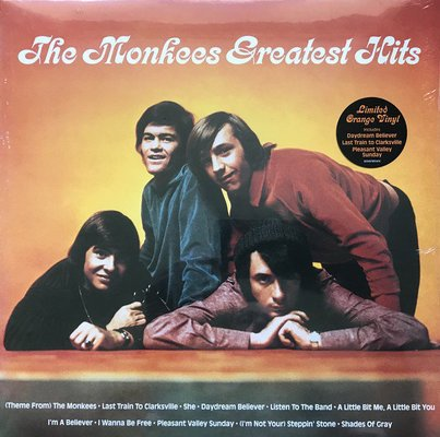Monkees The Monkees Greatest Hits