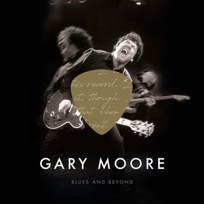 Gary Moore Blues and Beyond (4 LP)