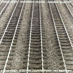 Steve Reich Different Trains  Electric Co