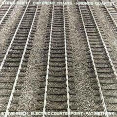 Steve Reich Different Trains  Electric Co