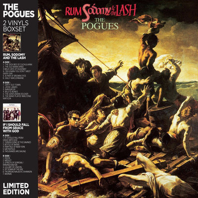 The Pogues If I Should Fall From Grace With God / Rum, Sodomy And The Lash (Vinyl LP)